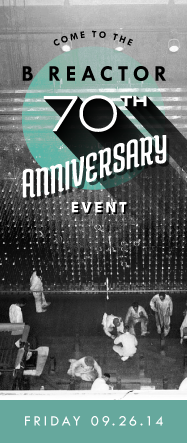 B Reactor 70th Anniversary Event Link