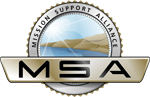 Mission Support Alliance logo